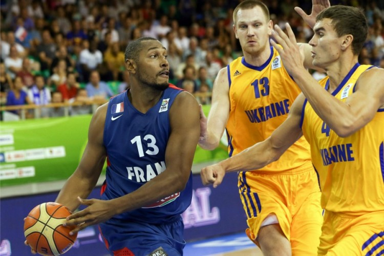 Basketball Match France Ukraine en direct live streaming