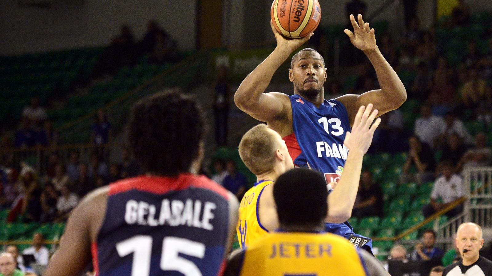 Basketball Match France Ukraine en direct streaming live