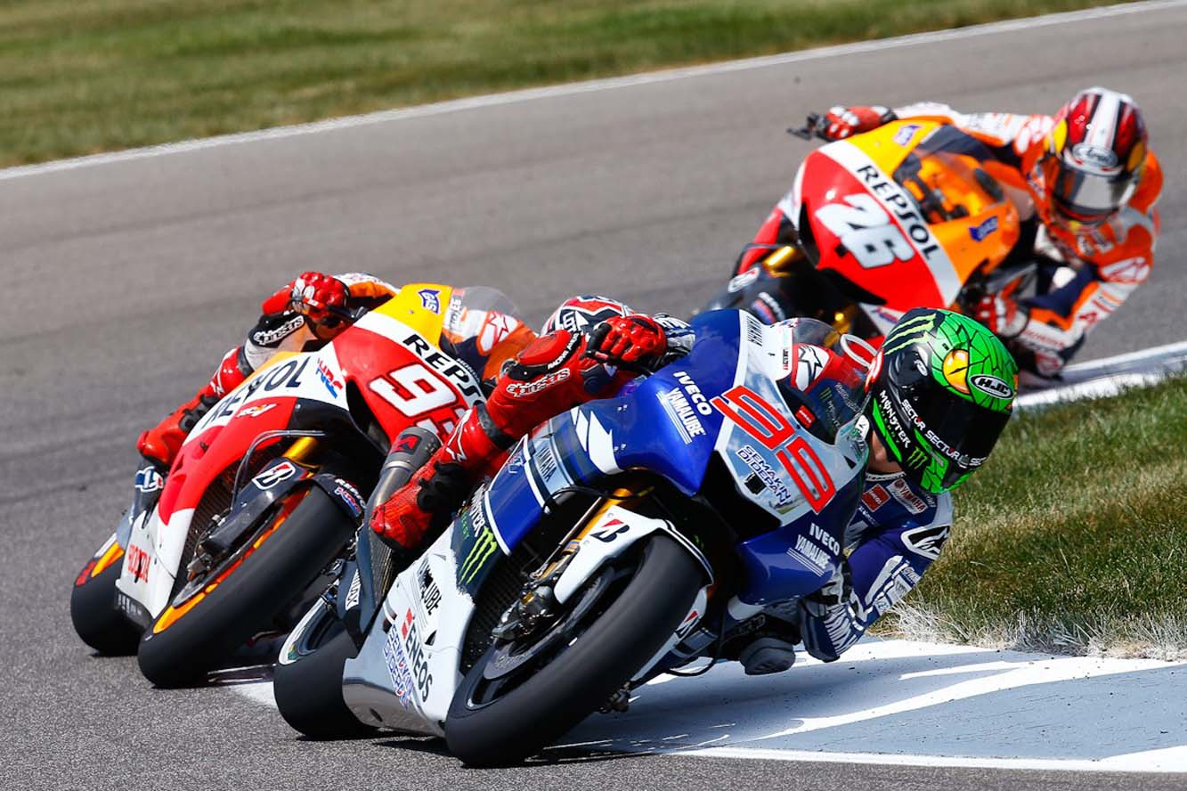 GP MotoGP 2014 Indianapolis en direct streaming live