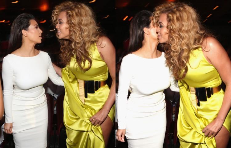 Kim Kardashian et Beyonce