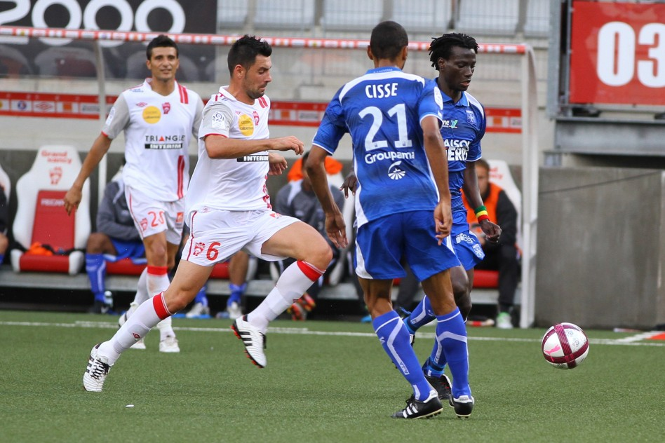 Match AJ Auxerre Nancy en direct live streaming