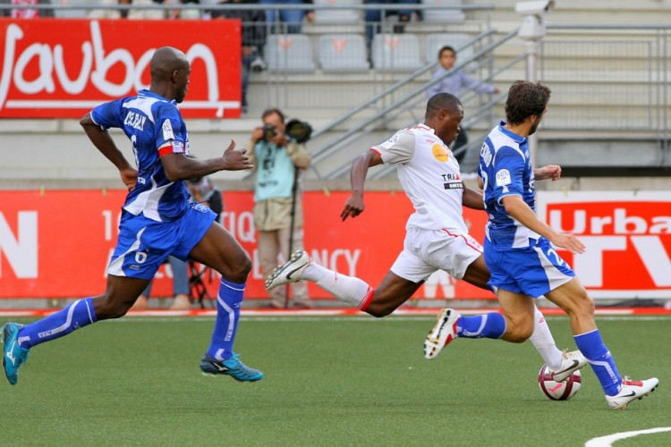 Match AJ Auxerre Nancy en direct streaming live