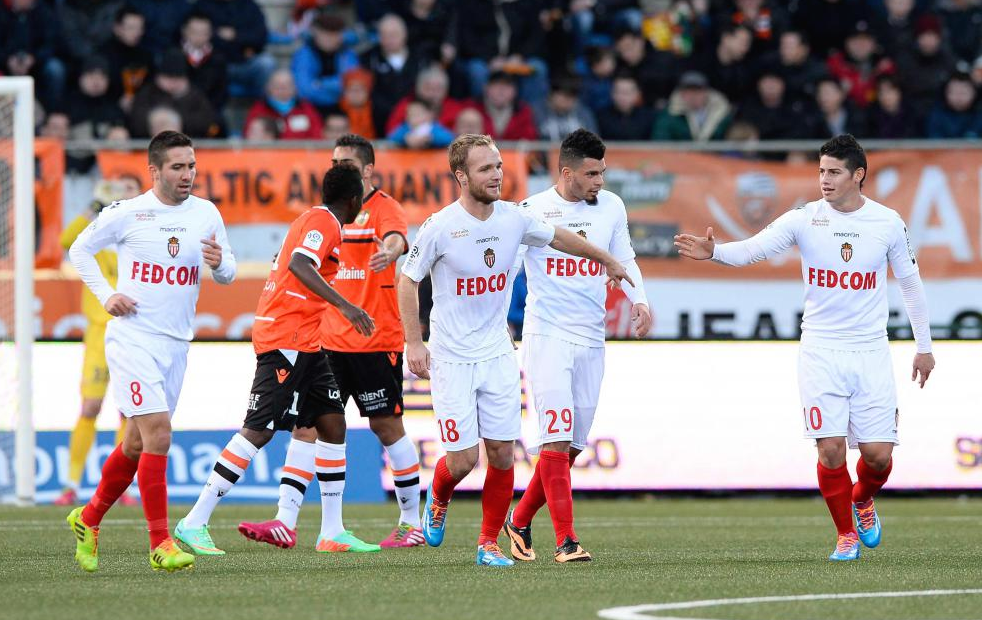 Match AS Monaco - FC Lorient en direct live streaming
