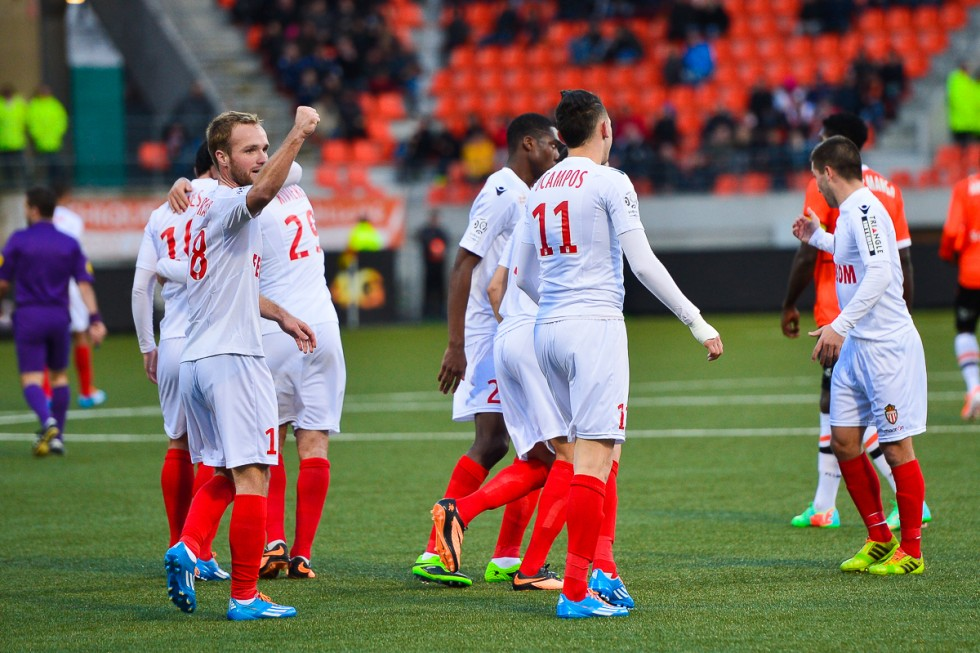 Match AS Monaco FC Lorient en direct streaming live