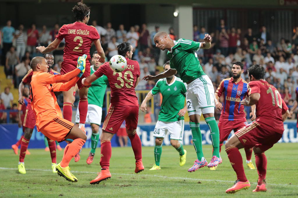Match AS Saint-Etienne Karabukspor en direct streaming live