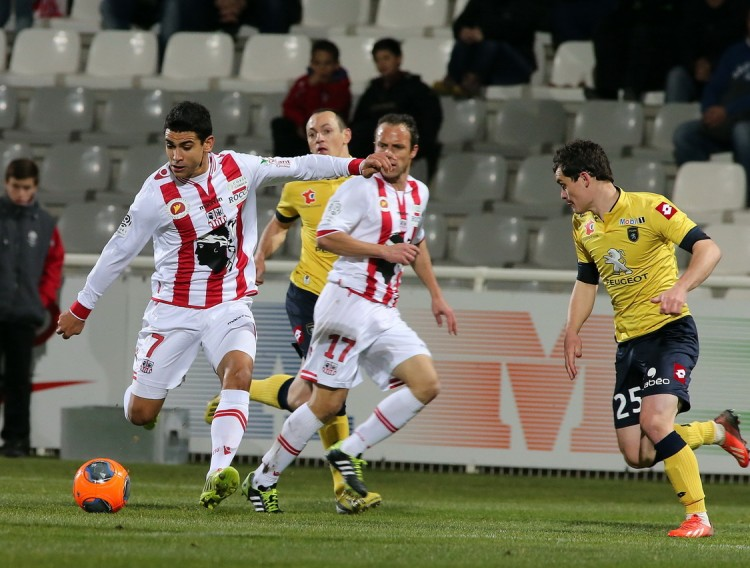 Match AC Ajaccio vs FC Sochaux-Montbéliard en direct streaming live