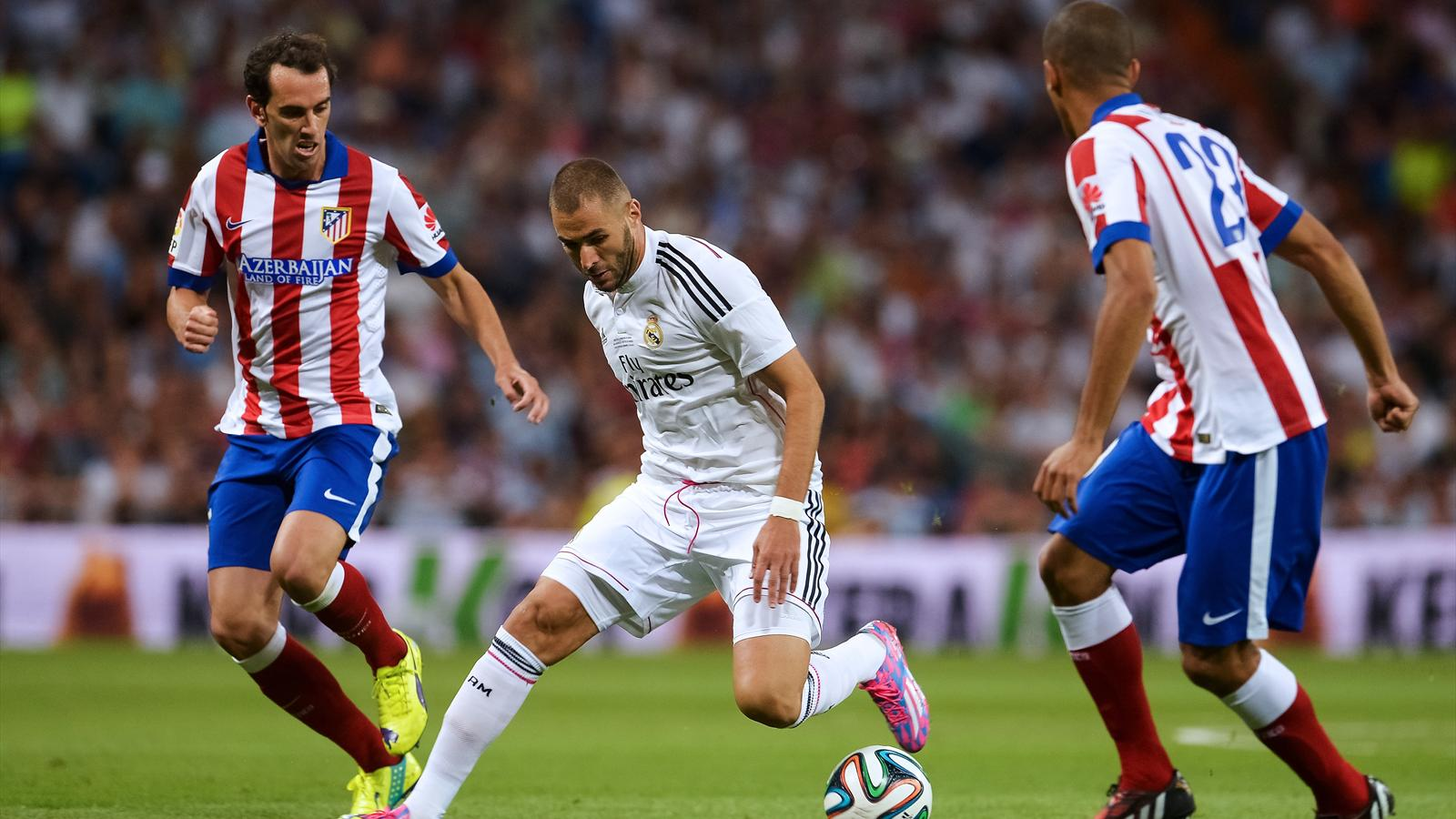 Match Atletico Real Madrid en direct live streaming
