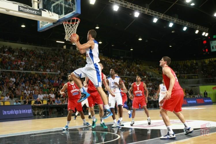 Match Basket France Croatie en direct live streaming