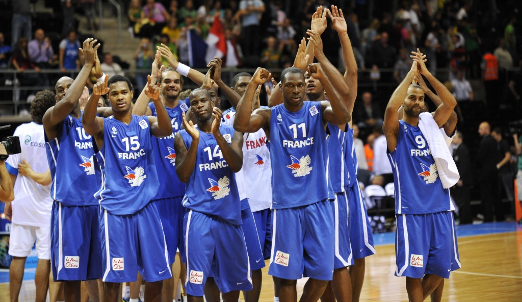 Match Basket France Croatie en direct streaming live