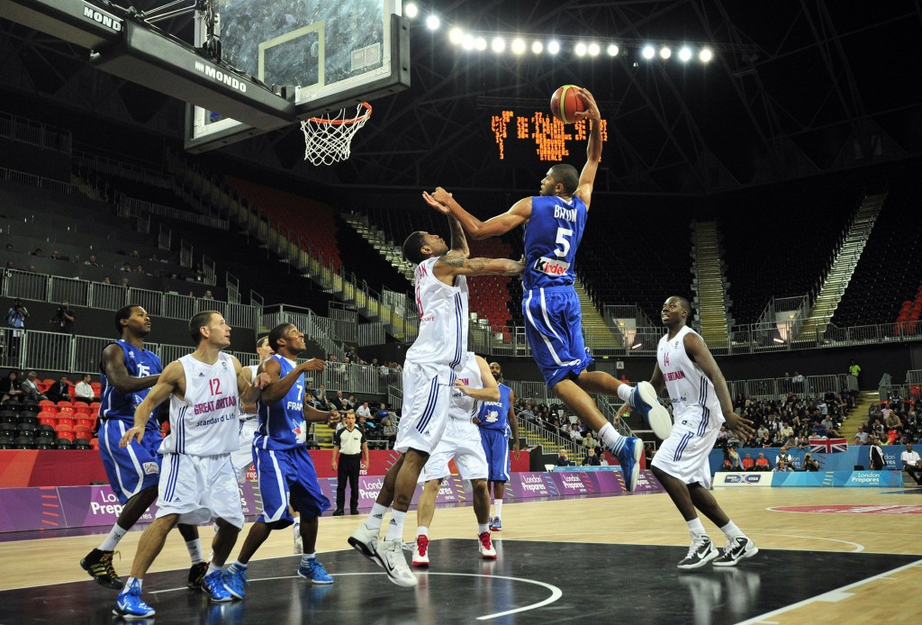 Match Basket France Philippines en direct streaming live