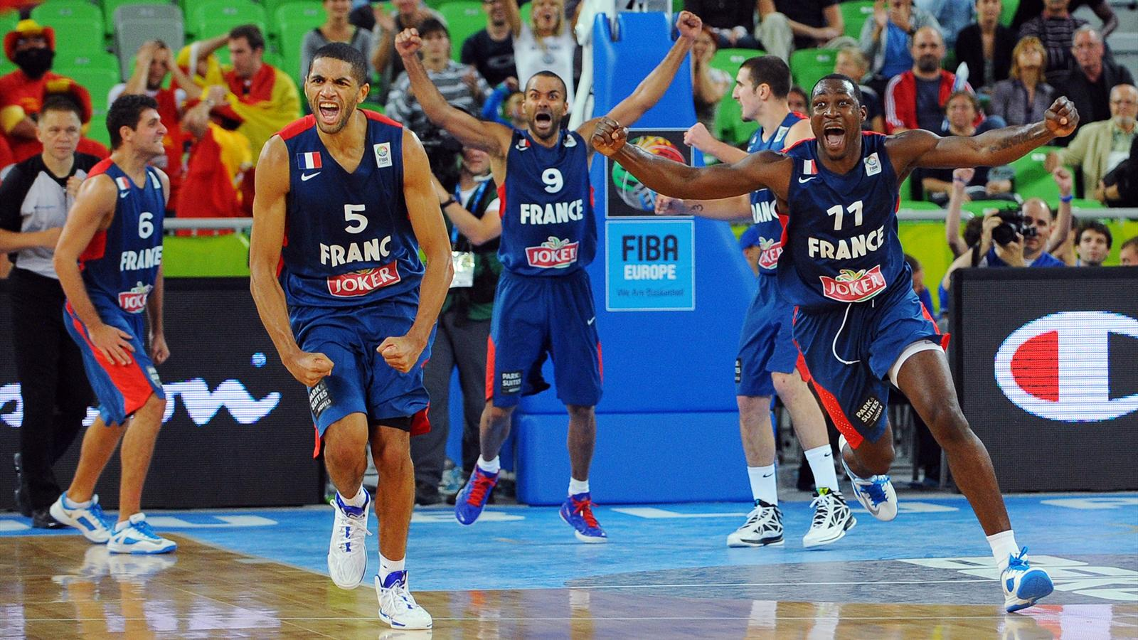 Match Basket France Serbie en direct live streaming