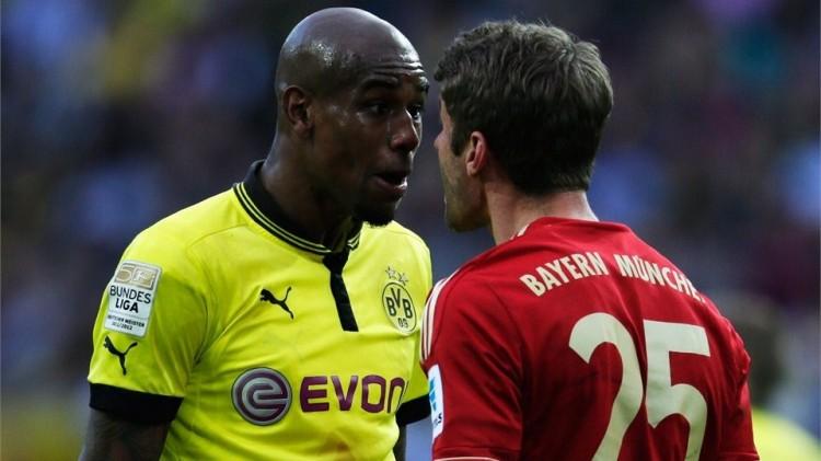 Match Bayern Munich vs Borussia Dortmund en direct live streaming