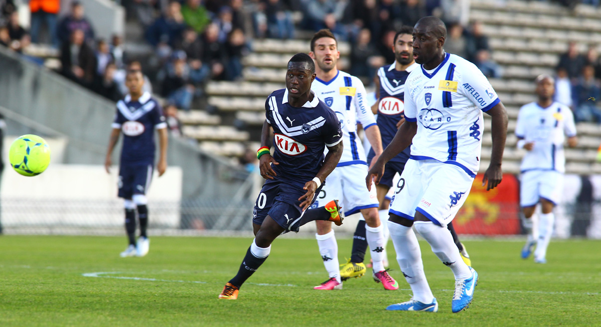 Match Bordeaux vs SC Bastia en direct live streaming