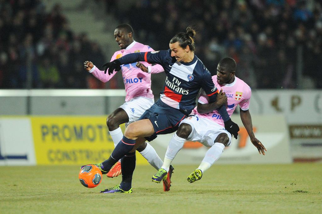 Match Evian TG PSG en direct live streaming