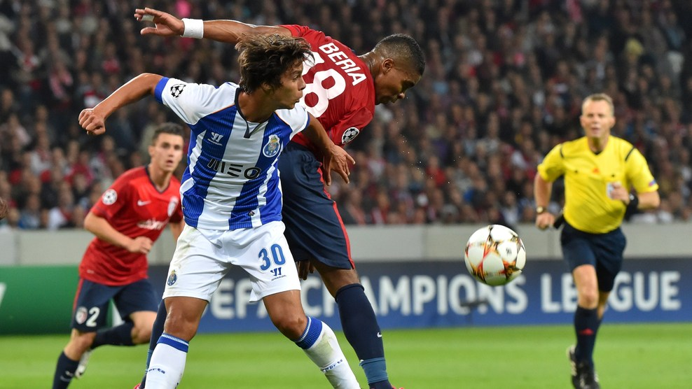 Match FC Porto LOSC Lille en direct live streaming