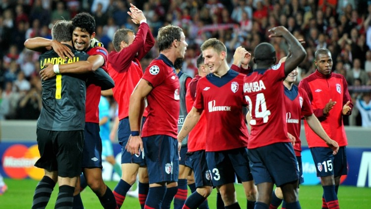 Match LOSC Lille FC Porto en direct live streaming