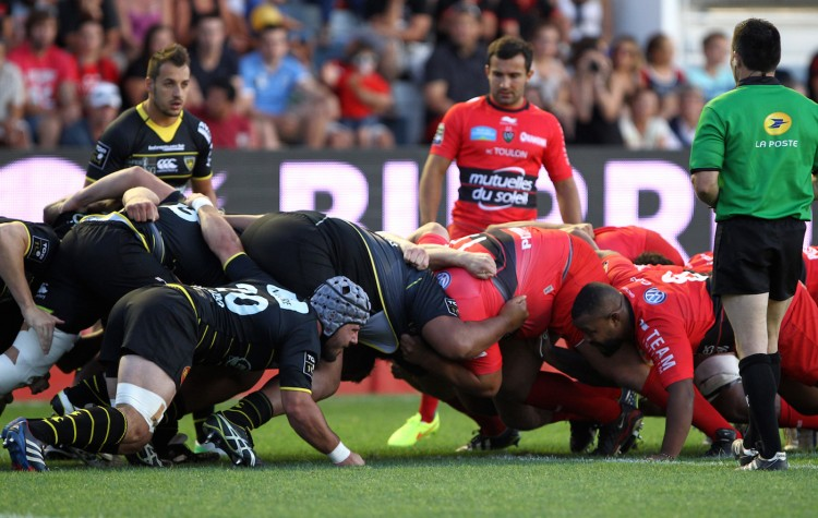 Match Rugby Top 14 La Rochelle vs Exeter Chiefs en direct live streaming