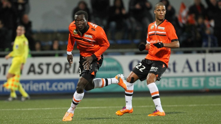 Match Lorient Nice en direct streaming live