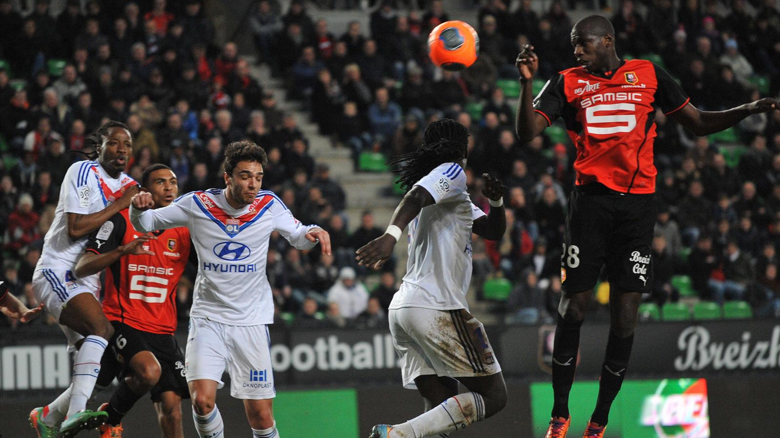 Match Lyon Rennes en direct streaming live