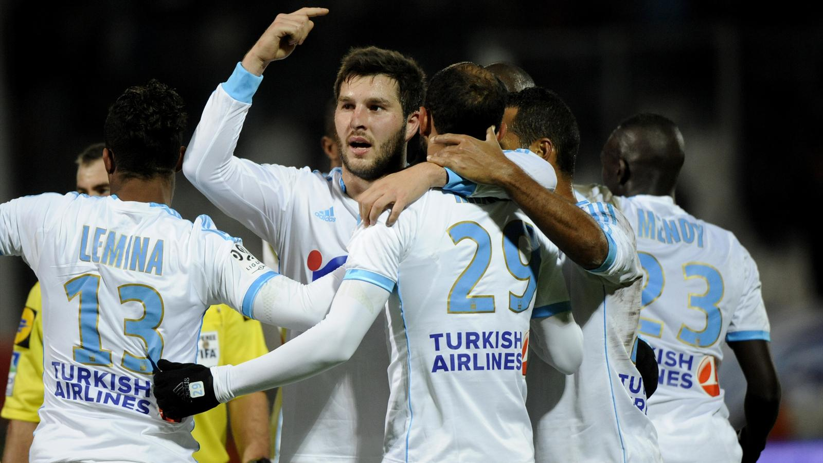 Match Olympique de Marseille Montpellier en direct streaming live