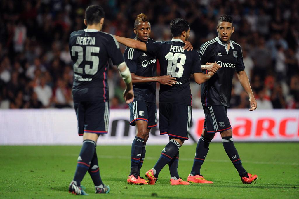 Match Olympique Lyonnais FC Astra en direct live streaming