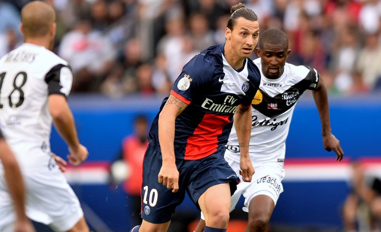 Match PSG - EA Guingamp en direct live streaming