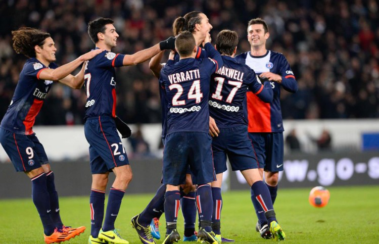 Match Bastia PSG en direct streaming live