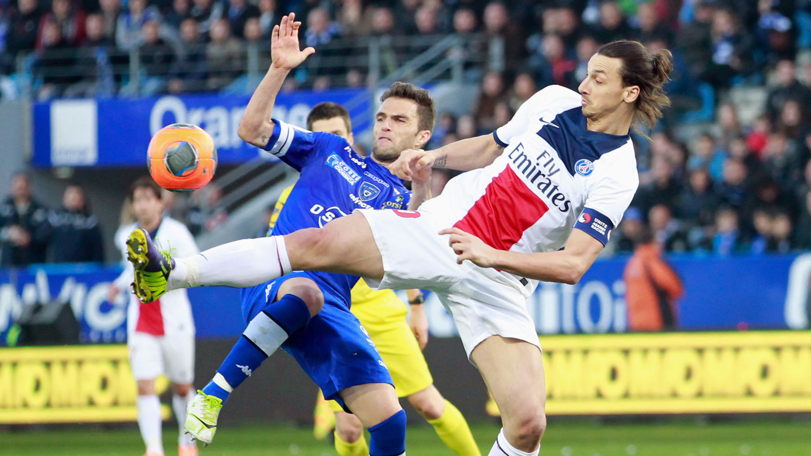Match PSG SC Bastia en direct live streaming