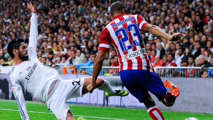 Match Real Madrid - Atletico Madrid en direct streaming live