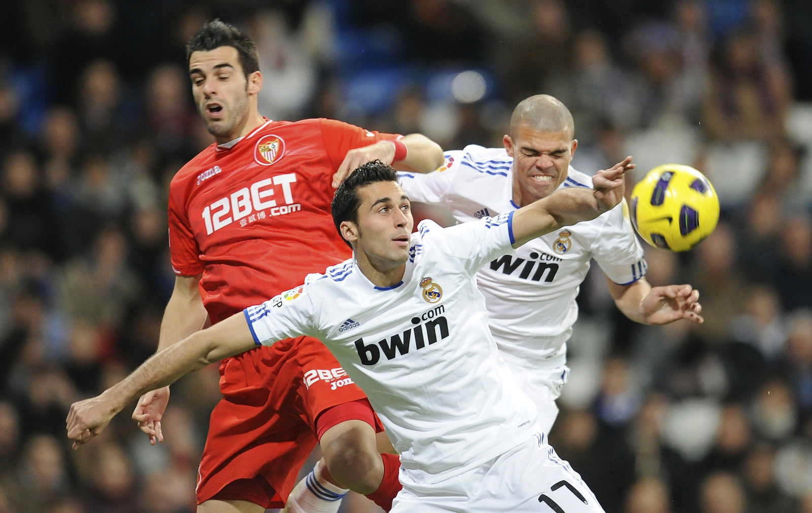 Match Real Madrid FC Seville en direct streaming live