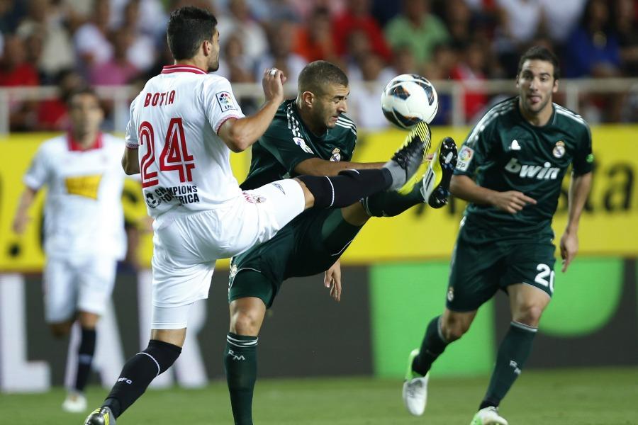 Match Real Madrid vs FC Séville en direct streaming live
