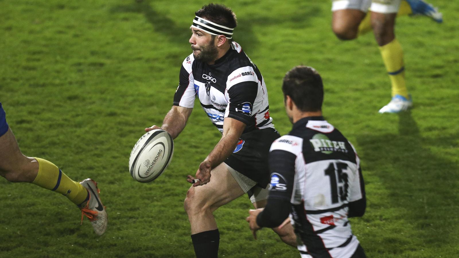 Match Rugby Top 14 CA Brive ASM Clermont en direct live streaming