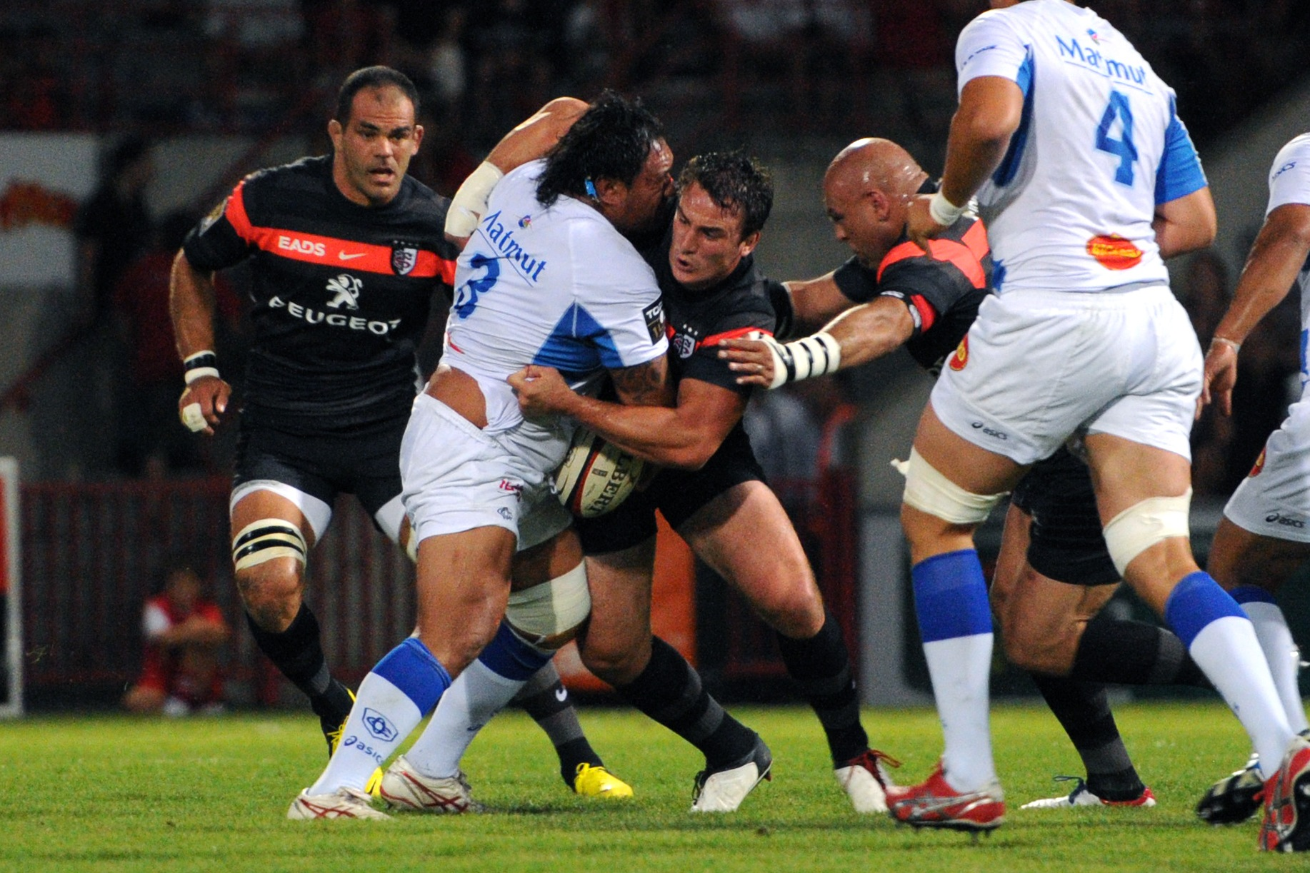 Match Rugby Toulouse Castres Olympique en direct streaming live
