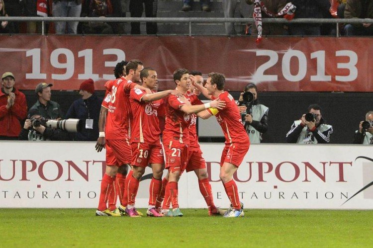 Match Le Havre - Valenciennes en direct streaming live