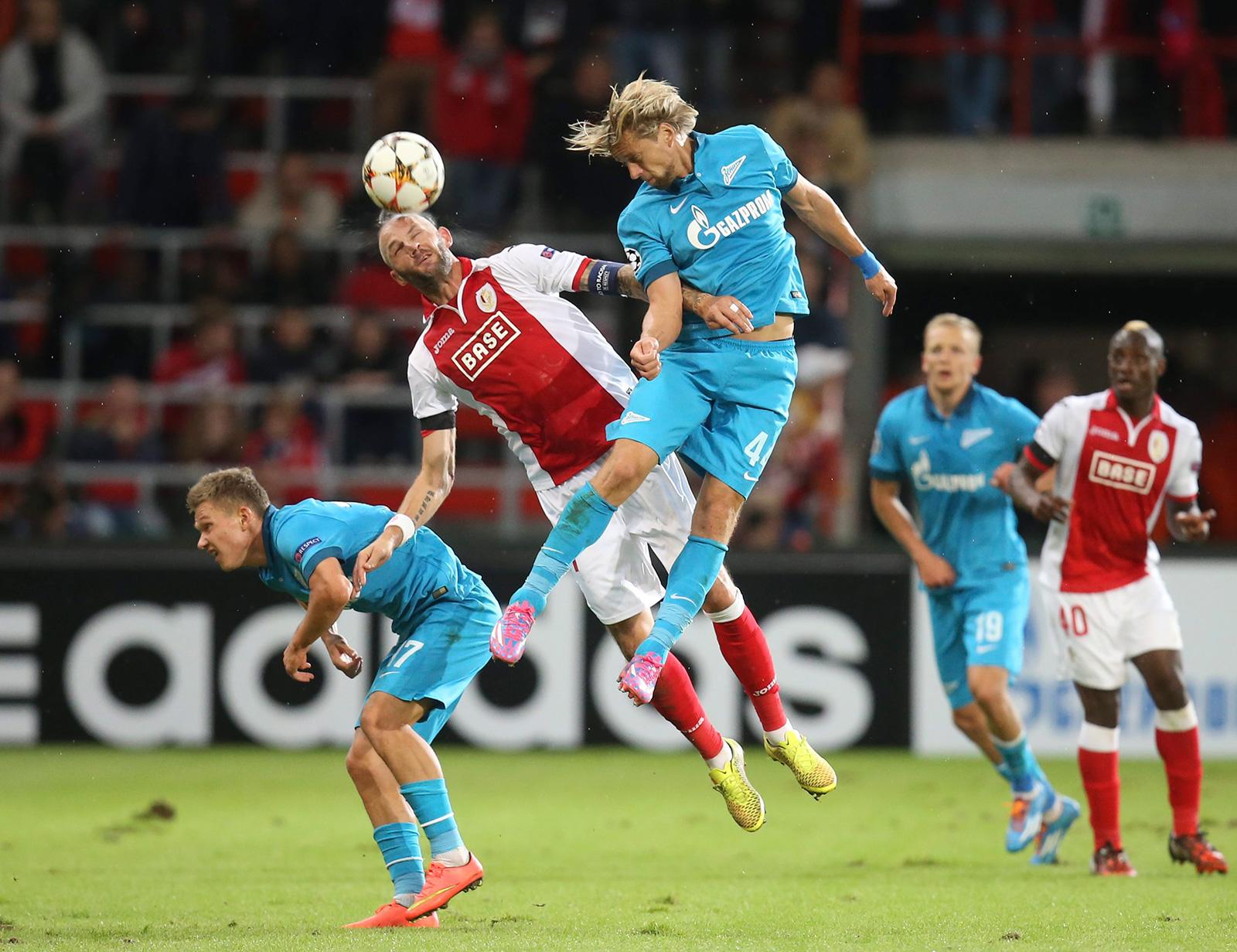 Match Zenith St Petersbourg Standard Liege en direct sur la chaîne beIN Sports 2 à partir de 18h