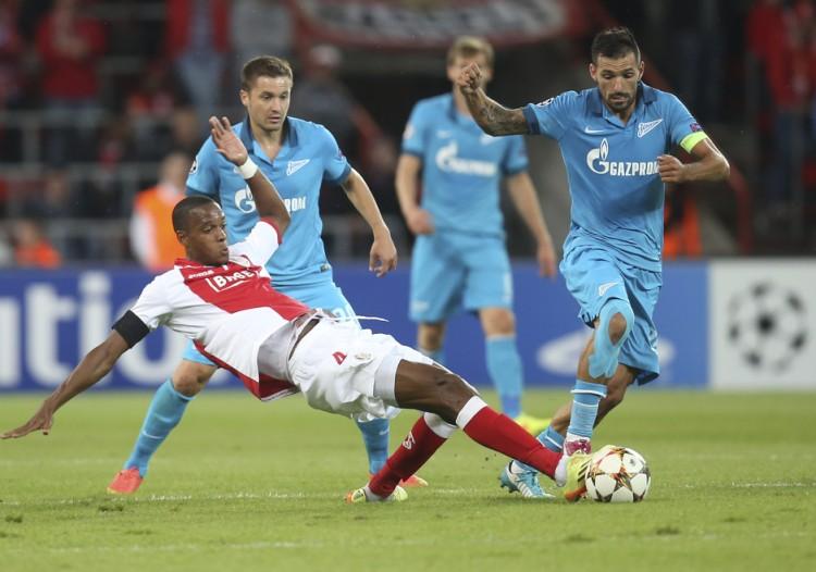 Match Zenith St Petersbourg Standard Liege en direct streaming live