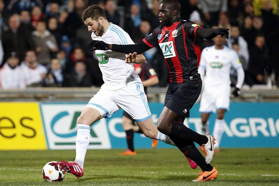 Olympique de Marseille OGC Nice en direct streaming live