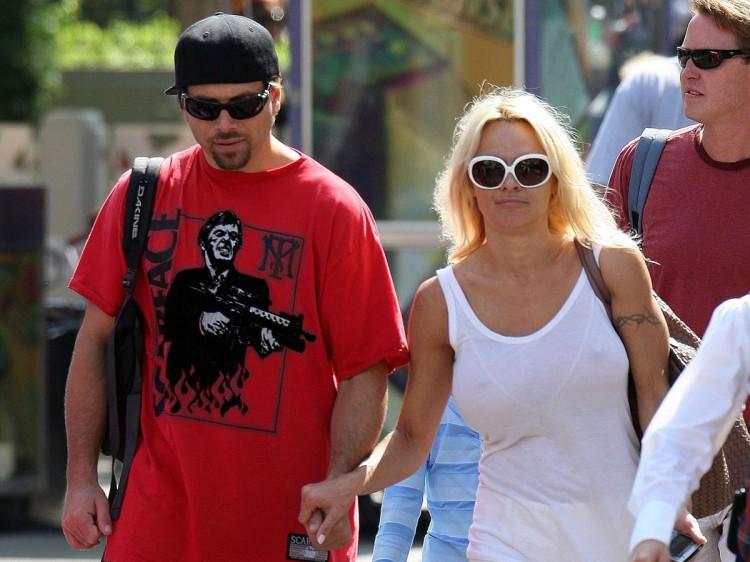 Pamela Anderson - Rick Salomon
