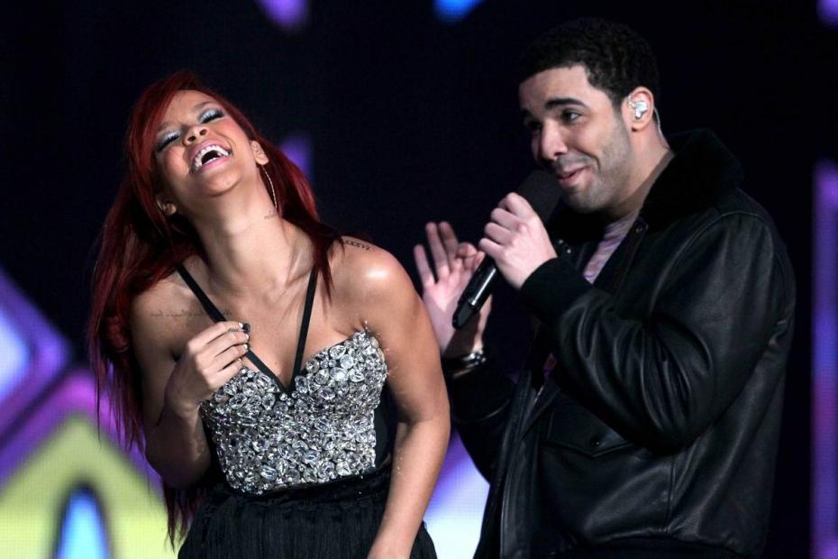 Rihanna - Drake