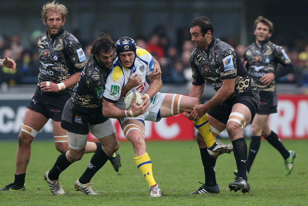 Rugby ASM Clermont Montpellier HR en direct live streaming