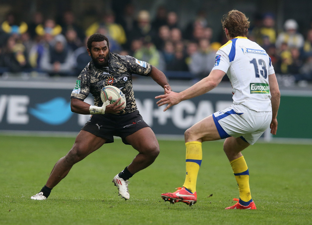 Rugby ASM Clermont Montpellier HR en direct streaming live