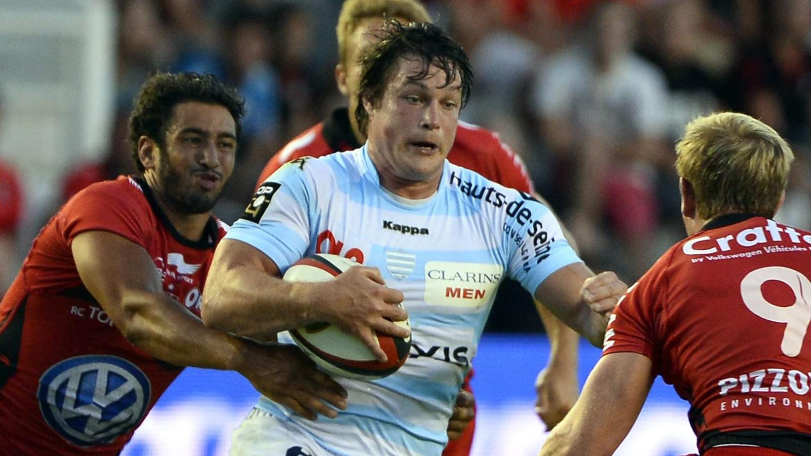 match rugby top 14 racing metro 92 vs toulon en direct streaming sur canal sport partir de. Black Bedroom Furniture Sets. Home Design Ideas
