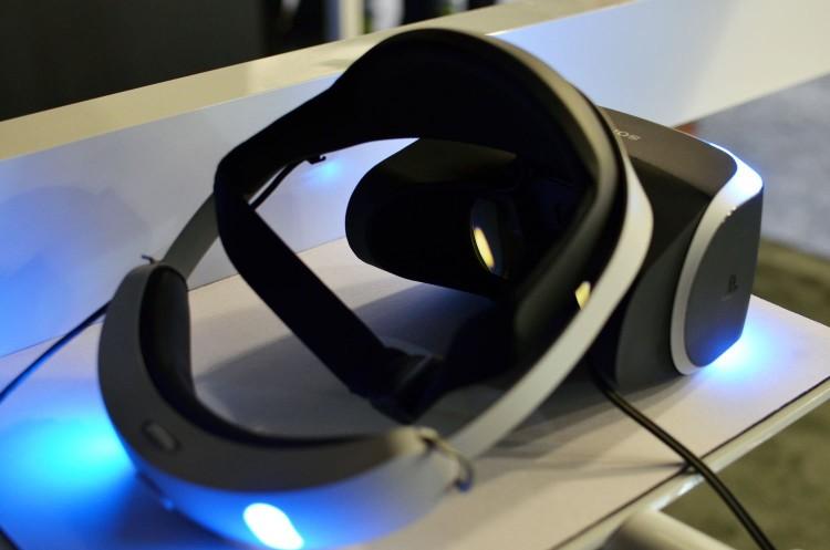 Projet Morpheus - Sony