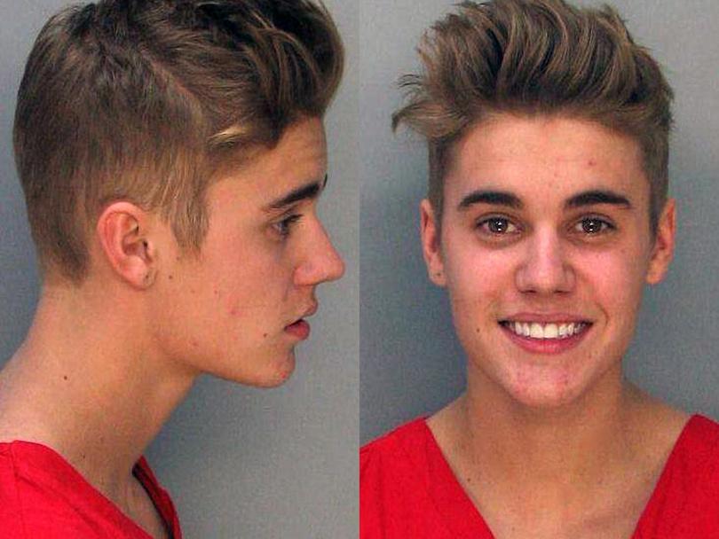 Nouvelle arrestation de Justin Bieber