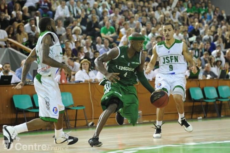 Basket Limoges vs Nanterre en direct streaming live