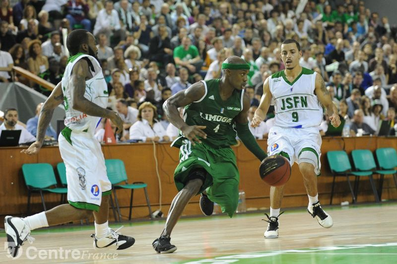 Basket Limoges vs Nanterre en direct streaming live