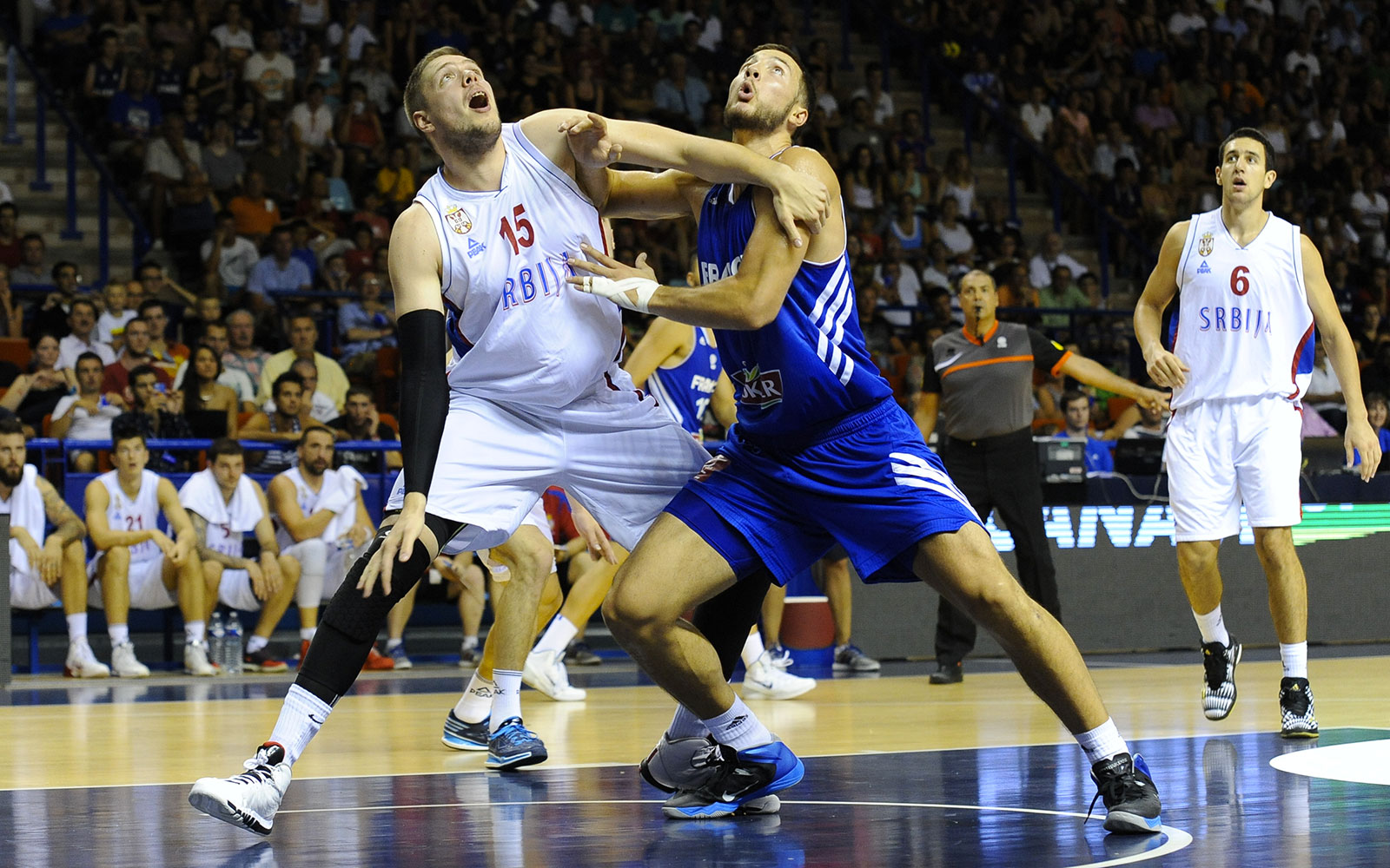 Basketball France Serbie en direct live streaming