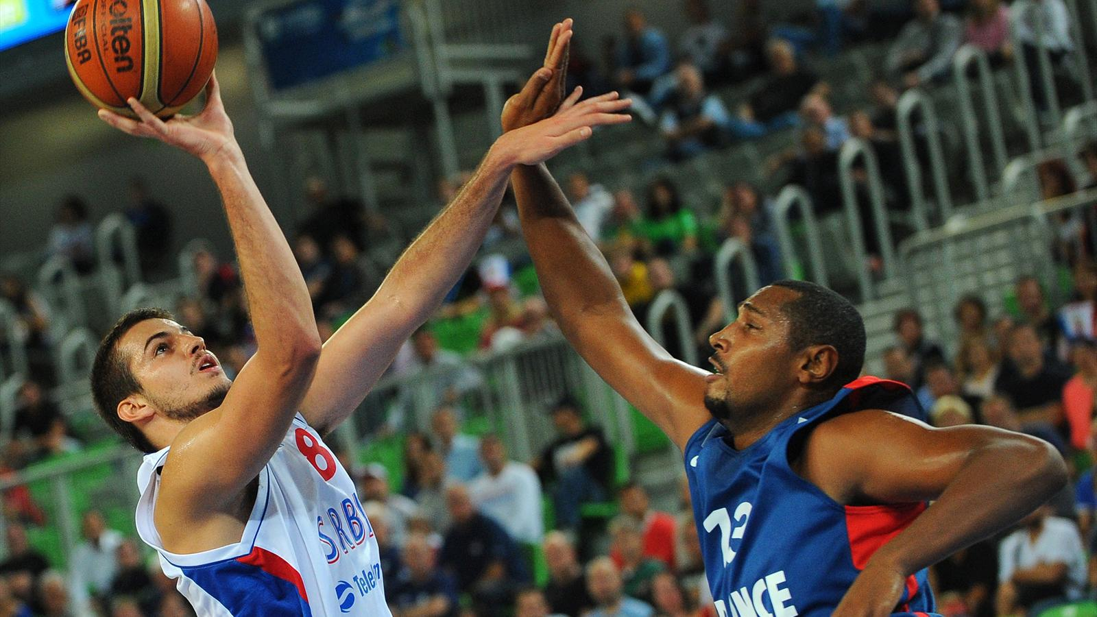 Basketball match France Croatie en direct live streaming