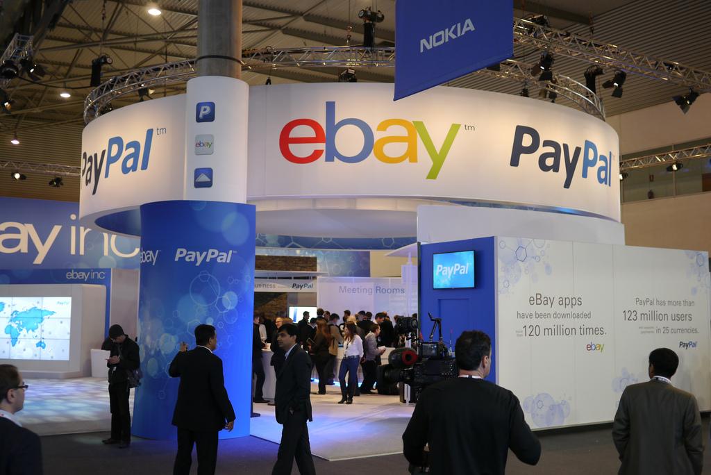 Ebay - Paypal