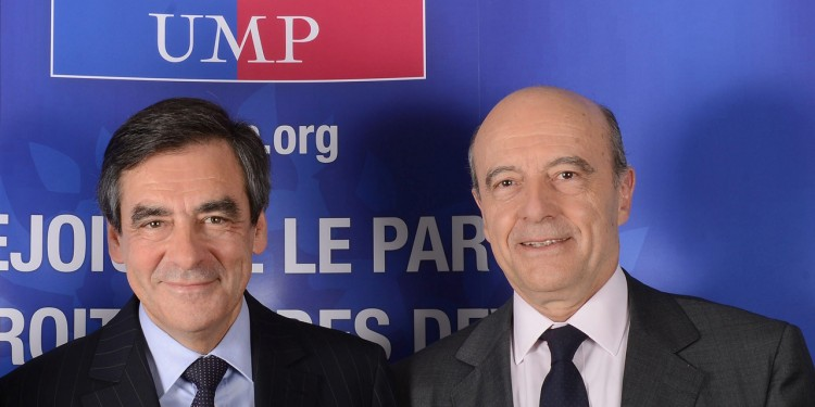 François Fillon - Alain Juppé